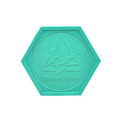 Ocean Token : Hexagon - Personalised