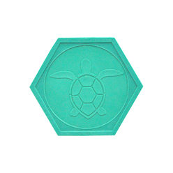 Ocean Token : Hexagon - Personalised & Standard Design