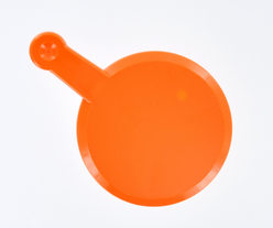 Glass Cover - Orange