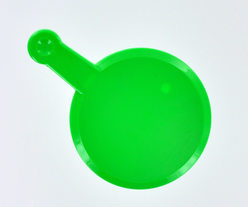 Glass Cover - Green