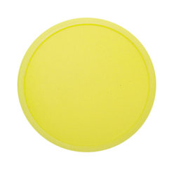 Blank ECO-Tokens ø 38mm - Yellow
