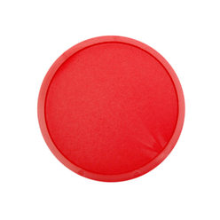 Blank Tokens ø 35mm - Red