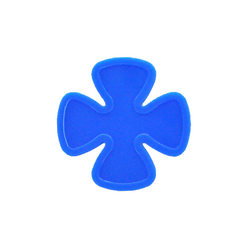 Shamrock tokens - Blue