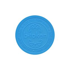 Embossed Token - Personalised