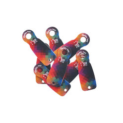 Caddy Keys - Printed in Full Colour